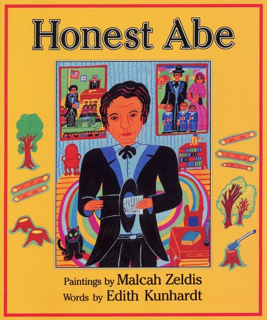 Honest Abe als Taschenbuch
