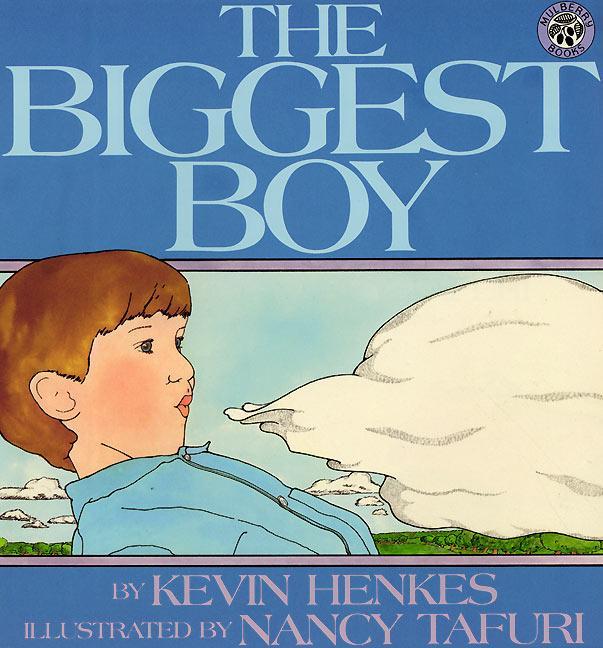 The Biggest Boy als Taschenbuch