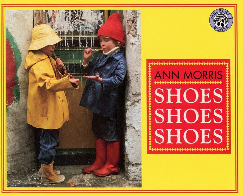 Shoes, Shoes, Shoes als Taschenbuch