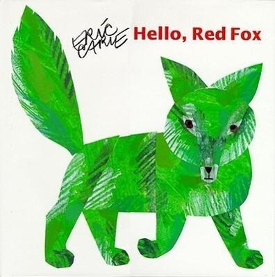 Hello, Red Fox als Buch