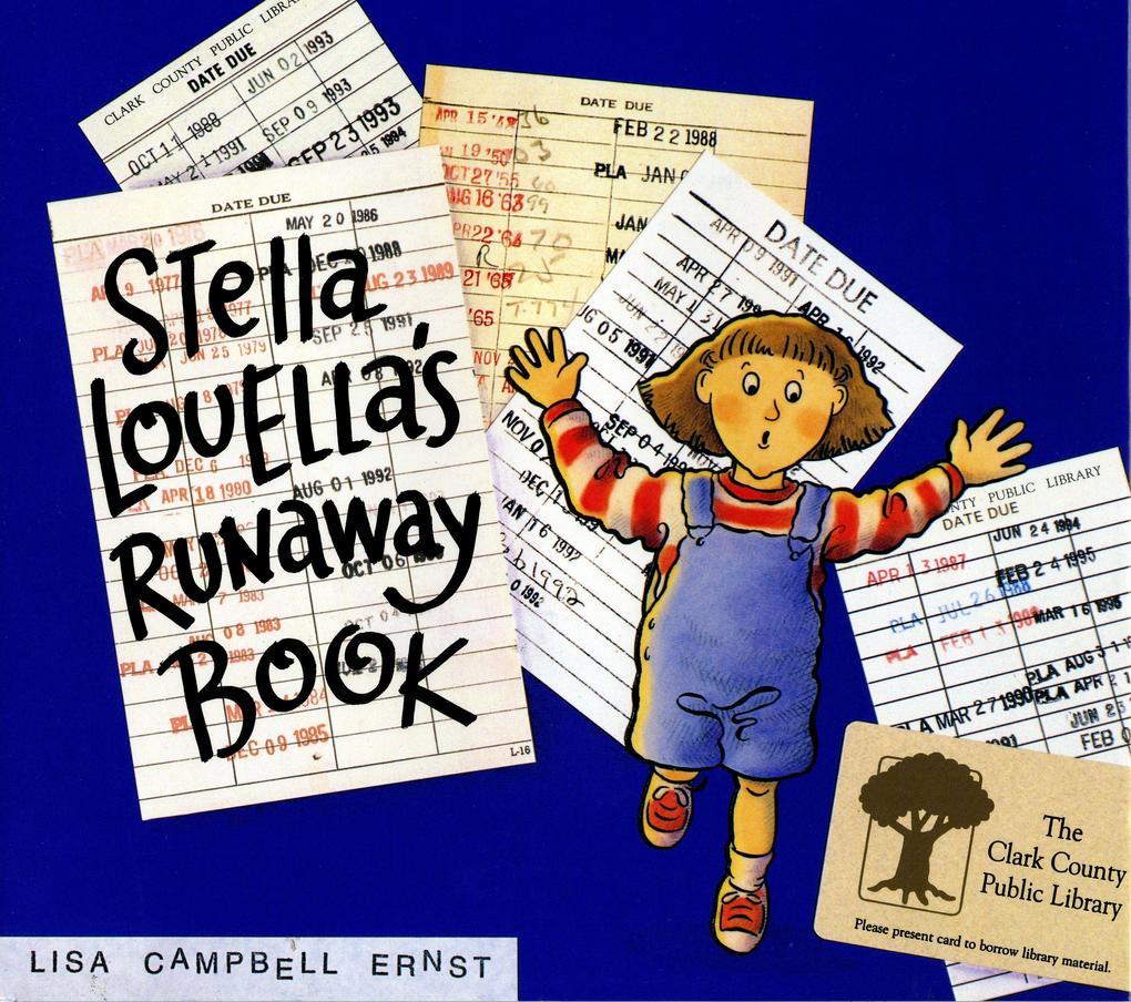 Stella Louella's Runaway Book als Buch
