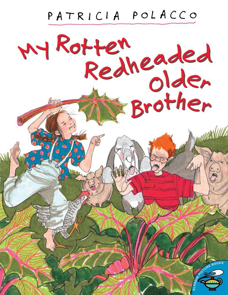 My Rotten Redheaded Older Brother als Taschenbuch