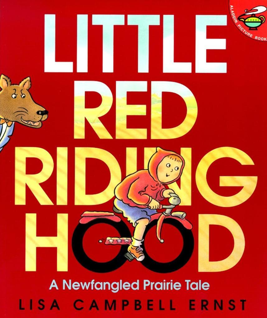Little Red Riding Hood als Taschenbuch