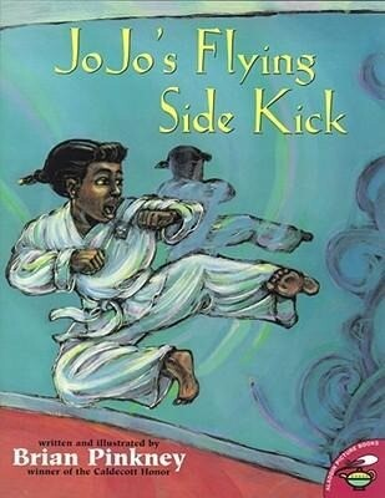 Jojo's Flying Sidekick als Taschenbuch