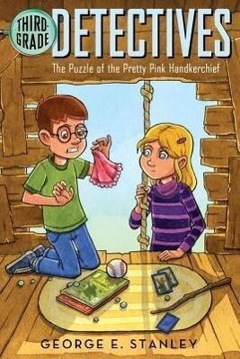 The Puzzle of the Pretty Pink Handkerchief als Taschenbuch
