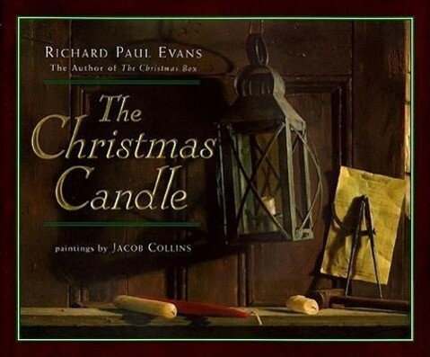 The Christmas Candle als Buch