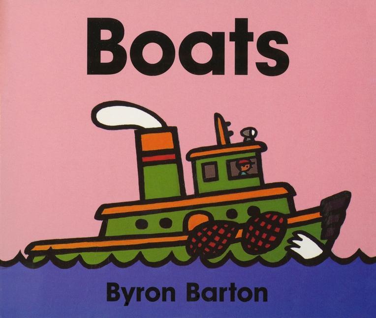 Boats als Buch