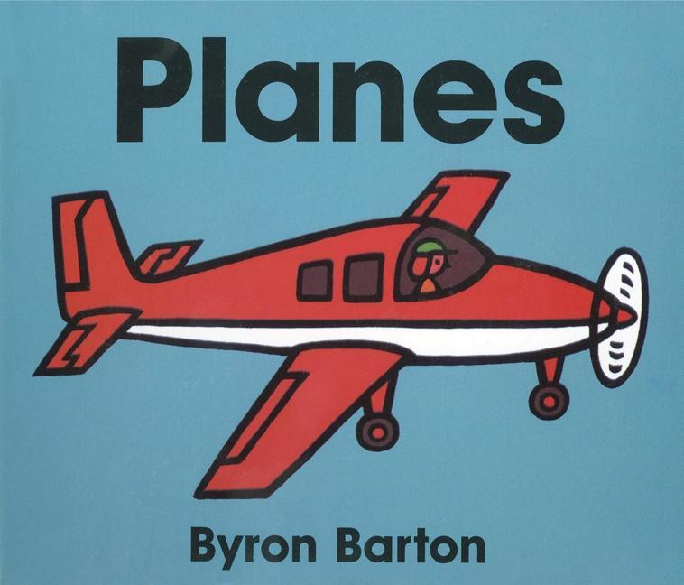 Planes als Buch
