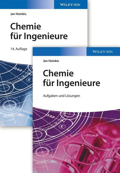Chemie für Ingenieure / 2 Bände als Buch von Ja...
