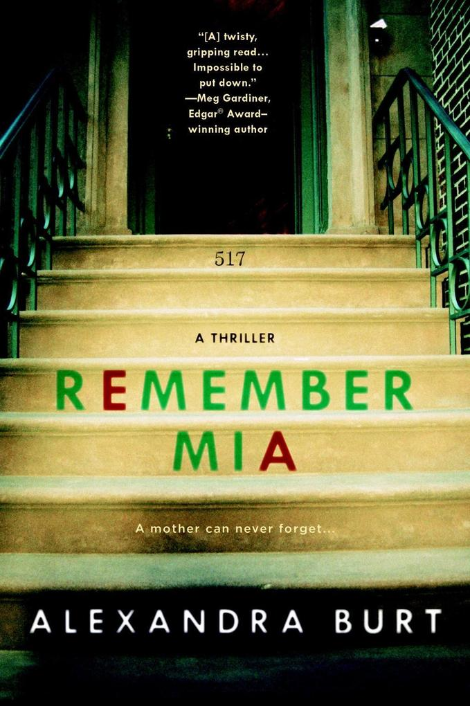 Remember Mia als eBook Download von Alexandra Burt