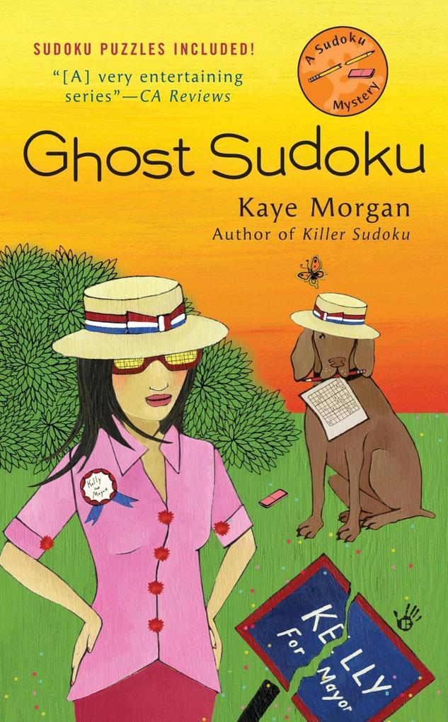Ghost Sudoku als eBook Download von Kaye Morgan