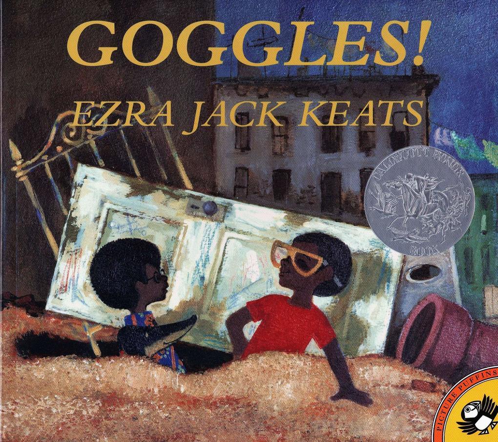 Goggles! als Taschenbuch