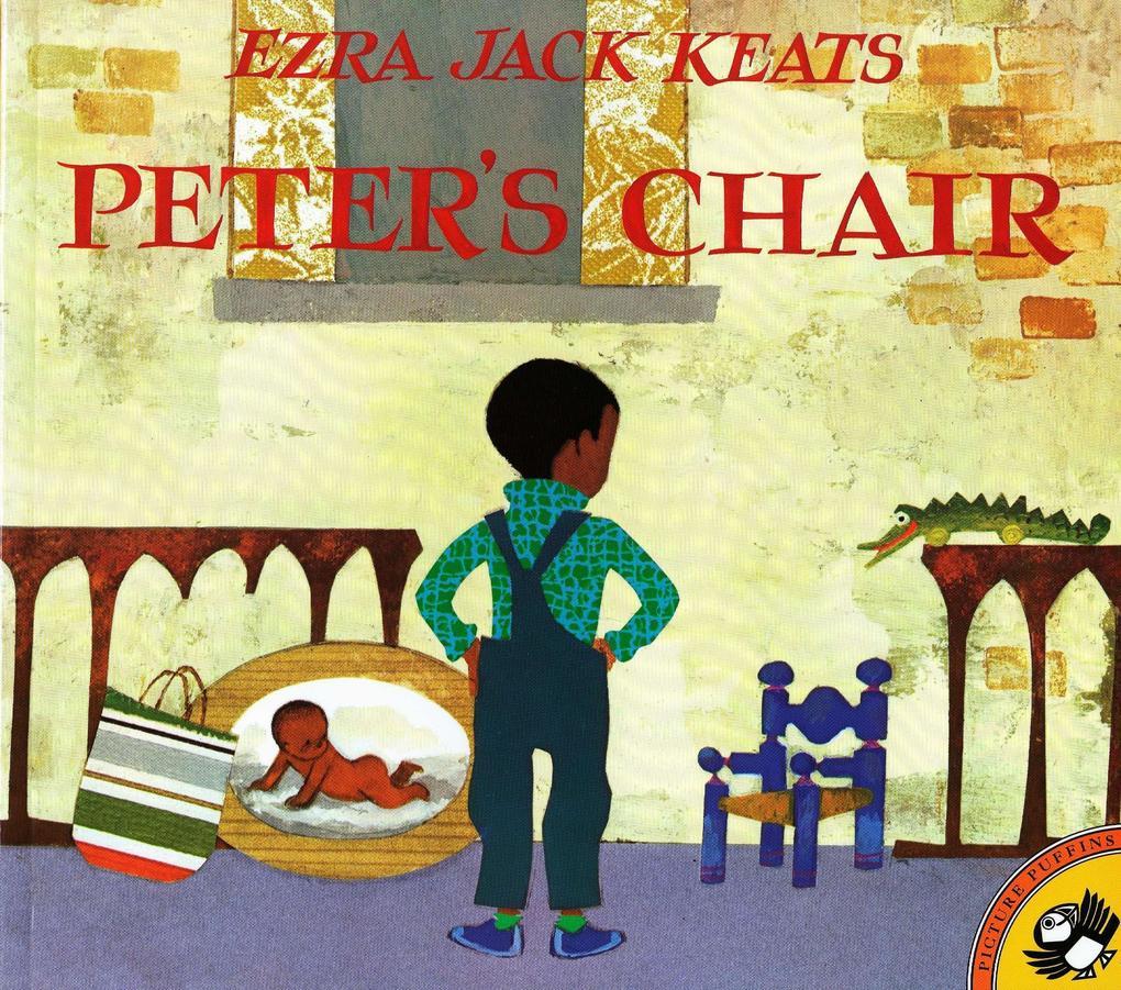 Peter's Chair als Taschenbuch