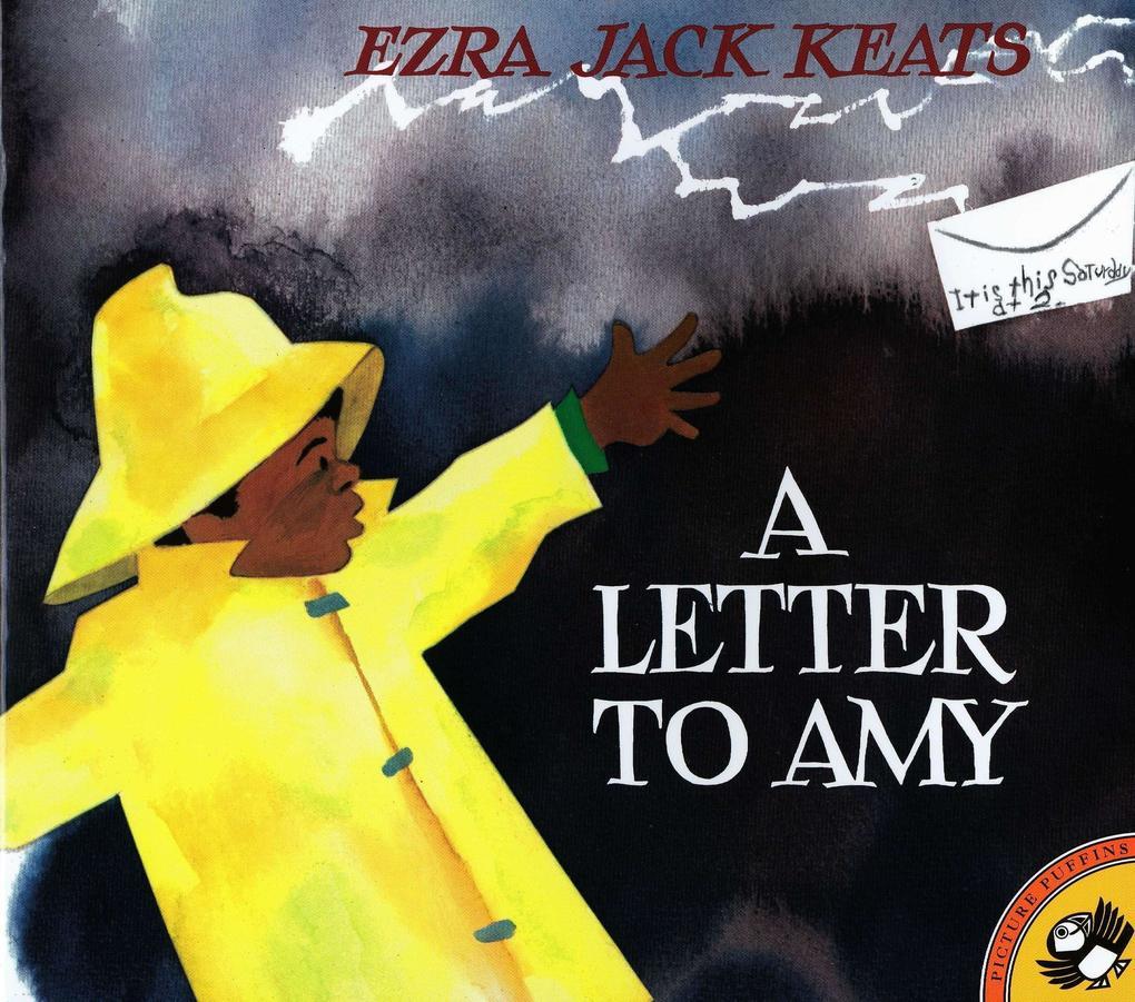 A Letter to Amy als Taschenbuch