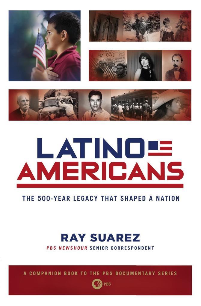 Latino Americans als eBook Download von Ray Suarez
