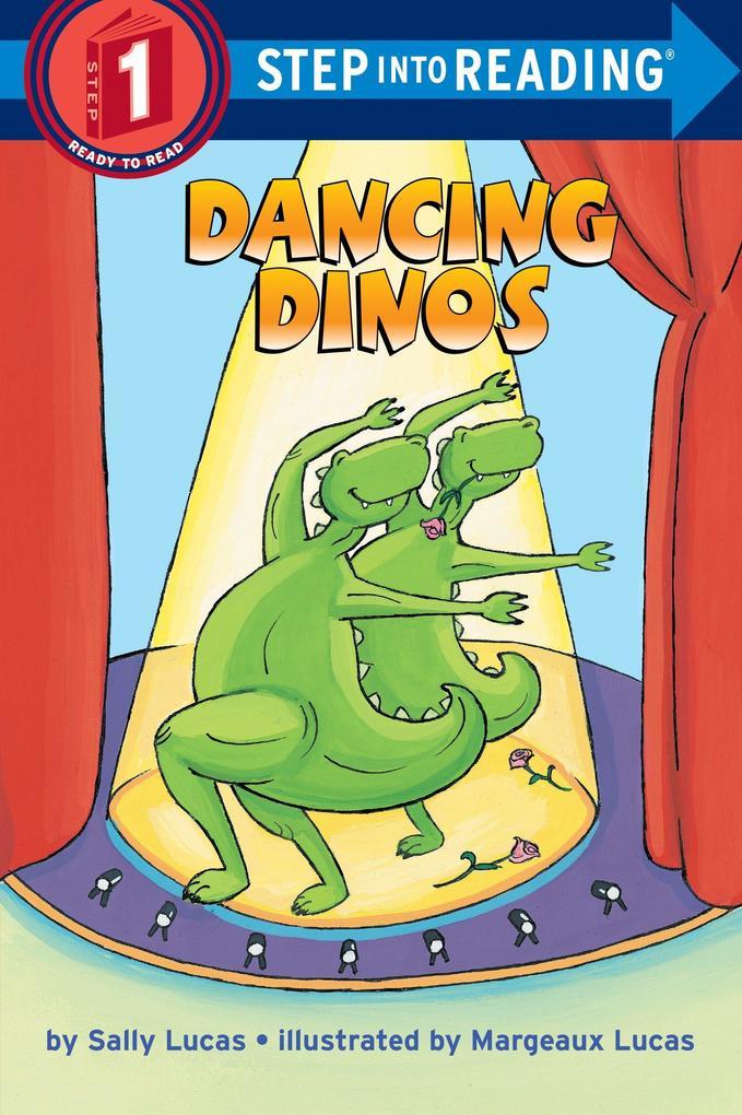 Dancing Dinos als Taschenbuch