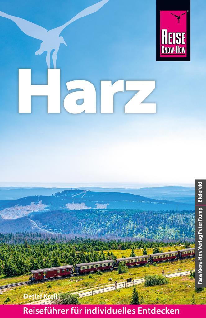 Reise Know-How Reiseführer Harz als eBook Downl...