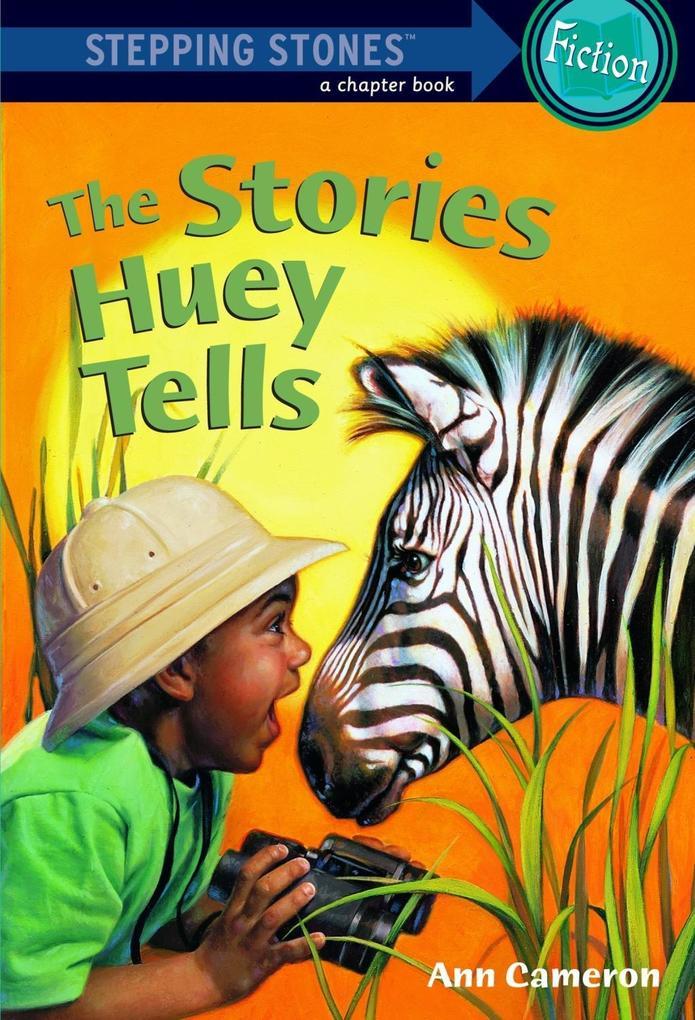 The Stories Huey Tells als Taschenbuch