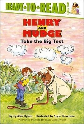 Henry and Mudge Take the Big Test als Buch