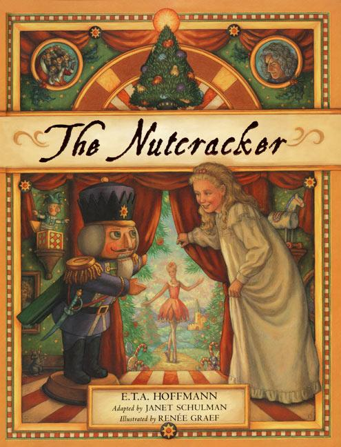 The Nutcracker als Buch