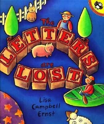 The Letters Are Lost als Taschenbuch