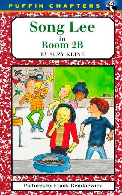 Song Lee in Room 2b als Taschenbuch