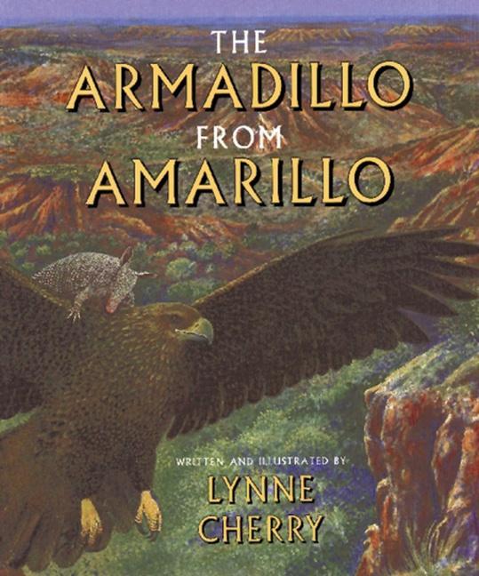 The Armadillo from Amarillo als Taschenbuch