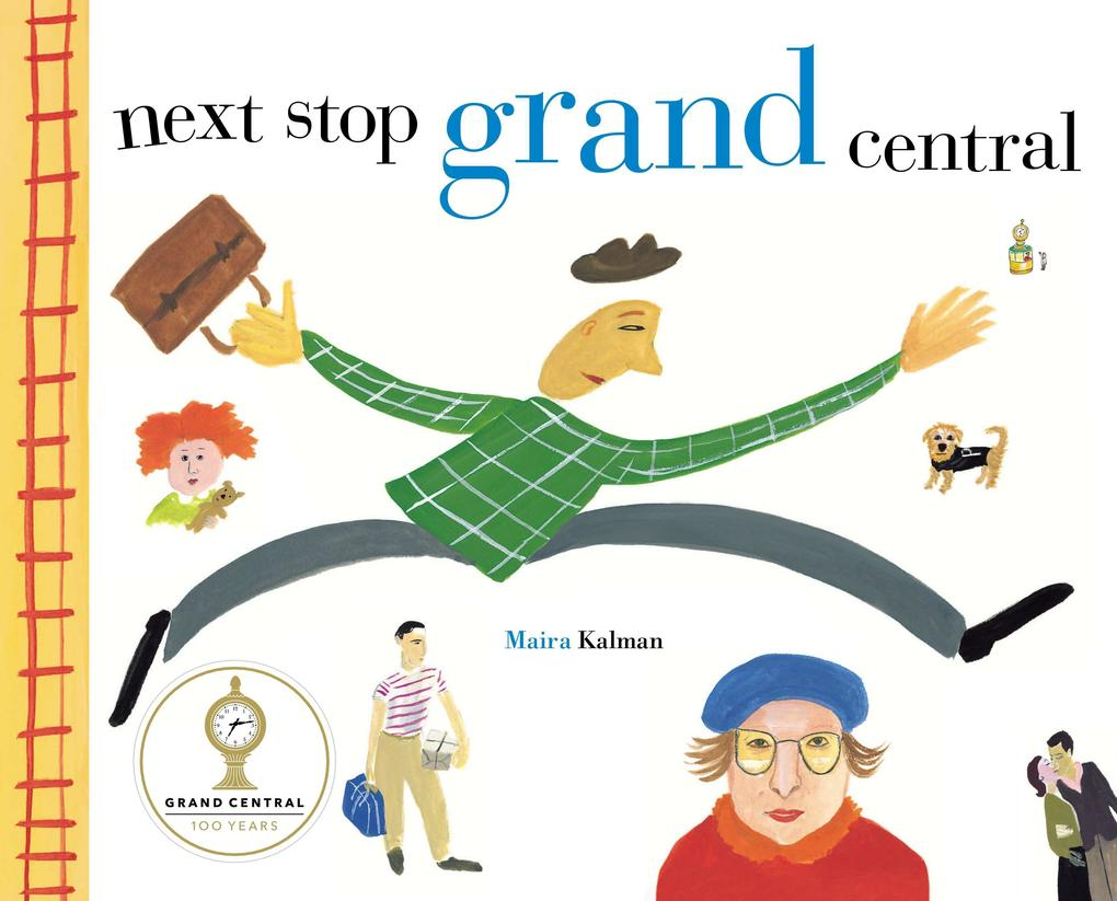 Next Stop, Grand Central als Buch