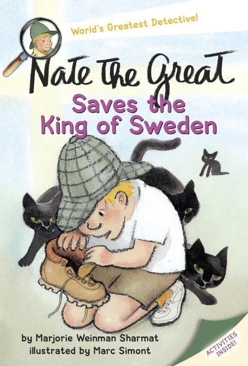 Nate The Great Saves The King Of Sweden als Taschenbuch