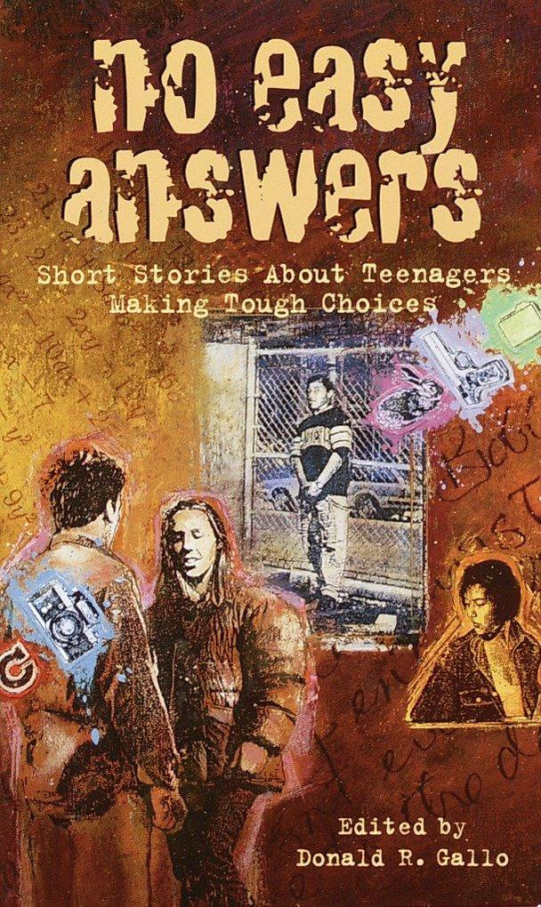 No Easy Answers: Short Stories about Teenagers Making Tough Choices als Taschenbuch