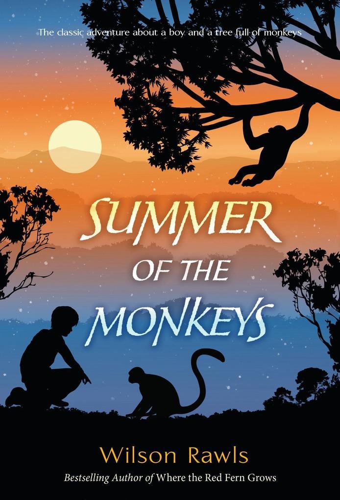 Summer of the Monkeys als Taschenbuch