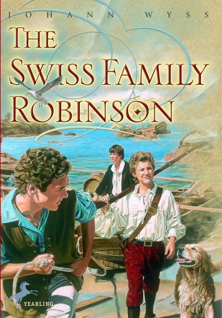 The Swiss Family Robinson als Taschenbuch