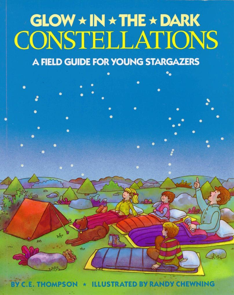 Glow-In-The-Dark Constellations als Taschenbuch