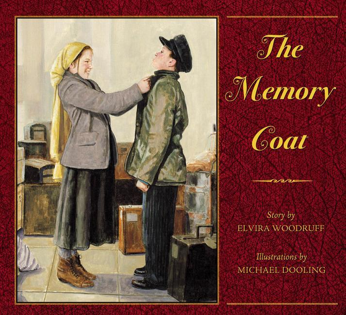 The Memory Coat als Buch