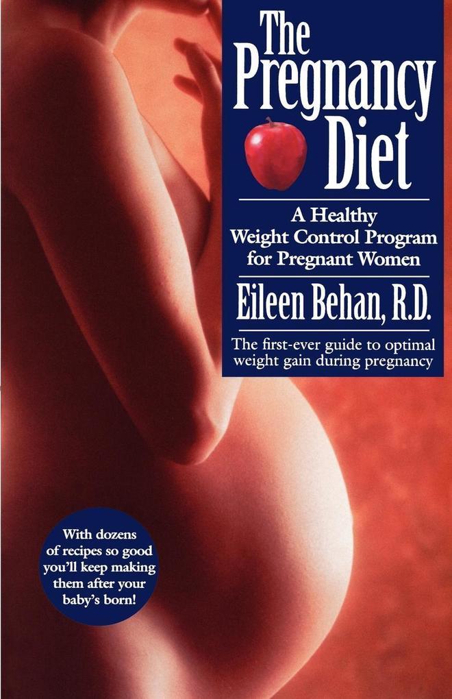 The Pregnancy Diet als Buch