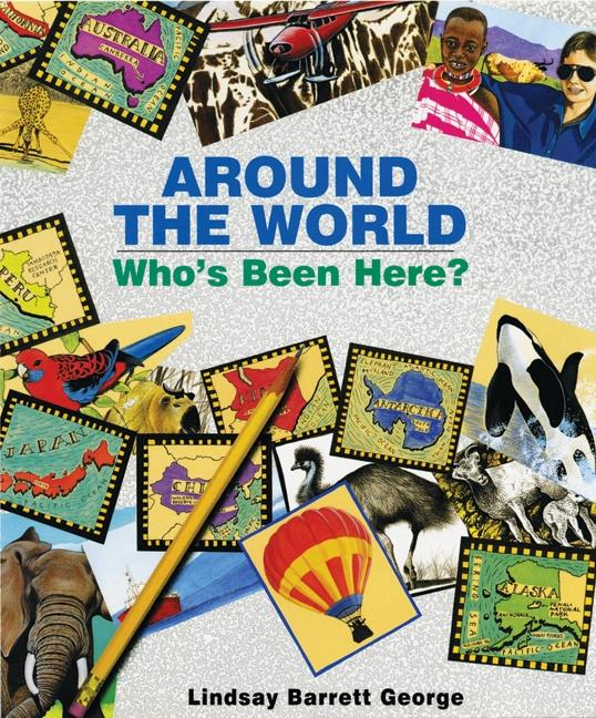 Around the World: Who's Been Here?: Who's Been Here? als Buch