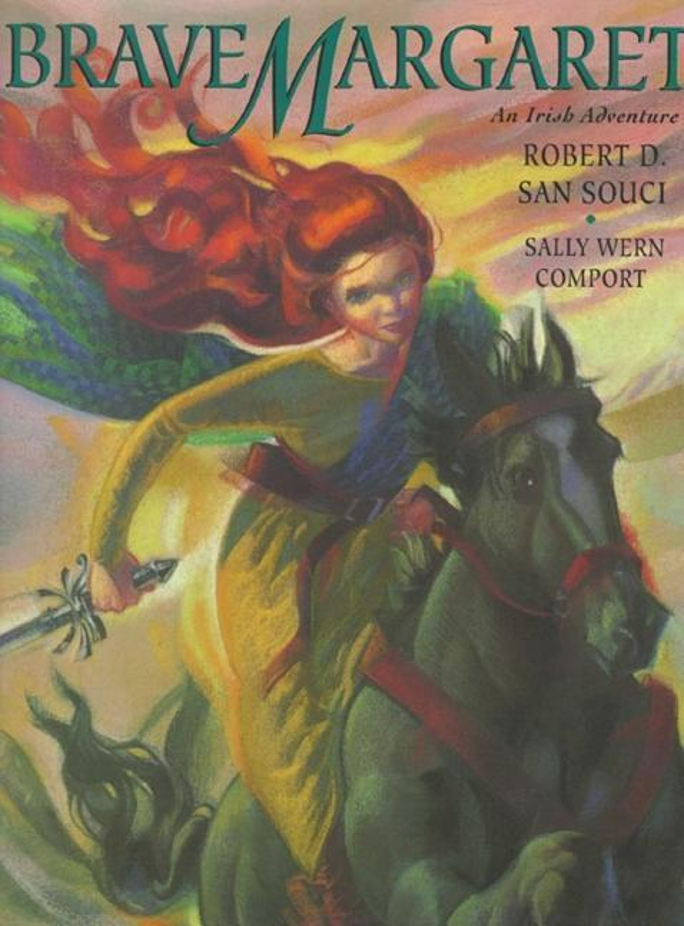 Brave Margaret: An Irish Adventure als Buch