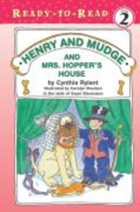 Henry and Mudge and Mrs. Hopper's House als Buch