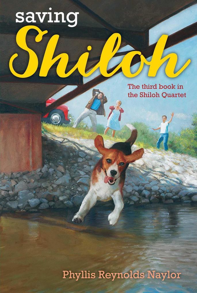 Saving Shiloh als Taschenbuch