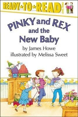 Pinky and Rex and the New Baby als Taschenbuch