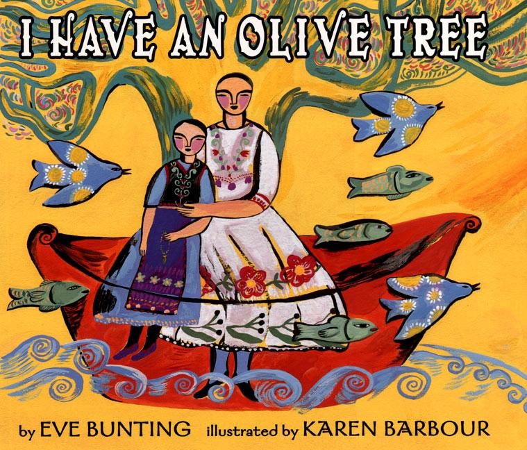 I Have an Olive Tree als Buch