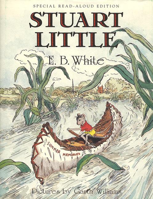Stuart Little (Read-Aloud Edition) als Buch