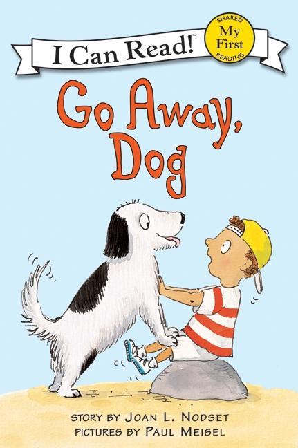 Go Away, Dog als Taschenbuch