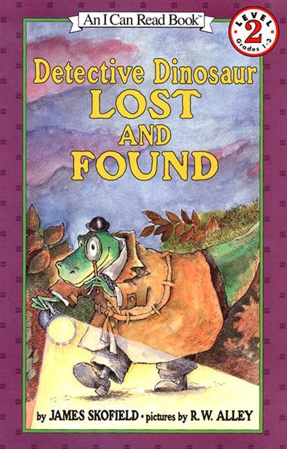 Detective Dinosaur Lost and Found als Taschenbuch