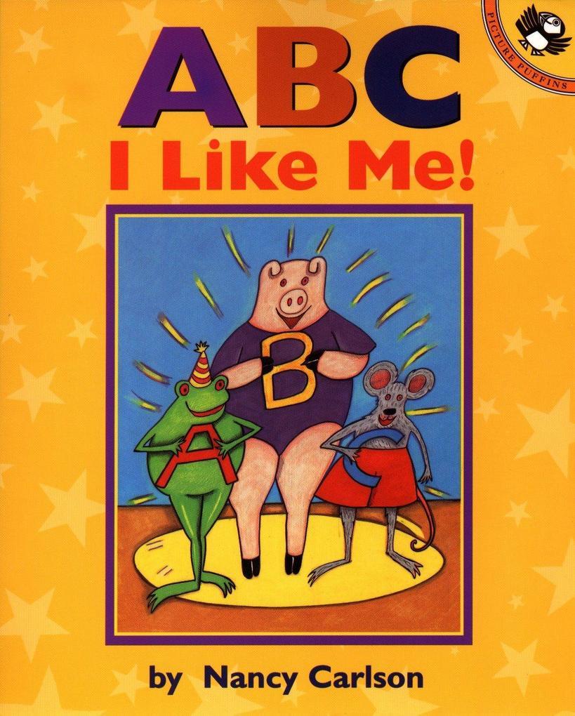 A B C I Like Me! als Taschenbuch