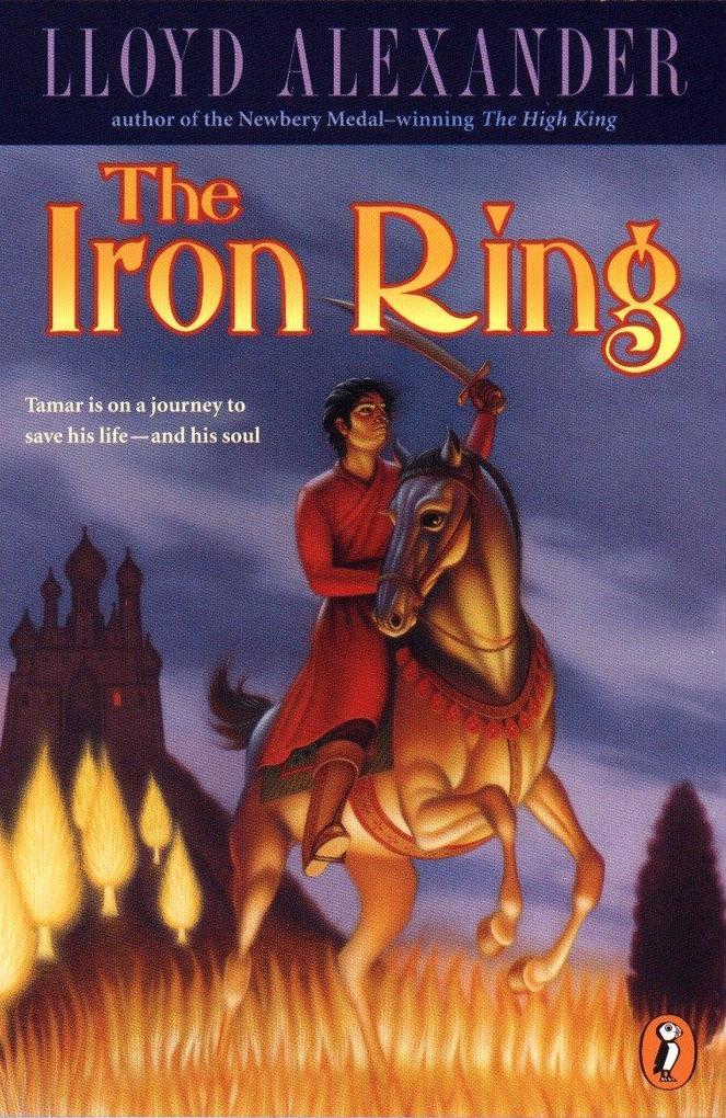 The Iron Ring als Taschenbuch