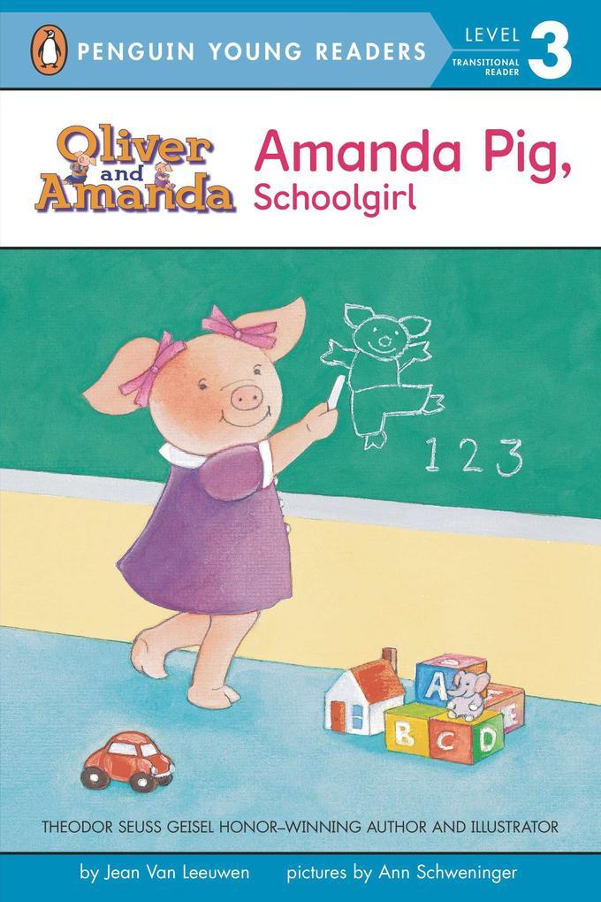 Amanda Pig, School Girl als Taschenbuch