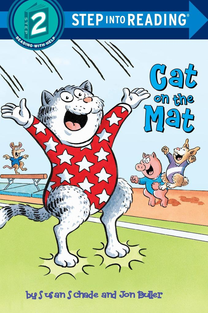Cat on the Mat als Taschenbuch