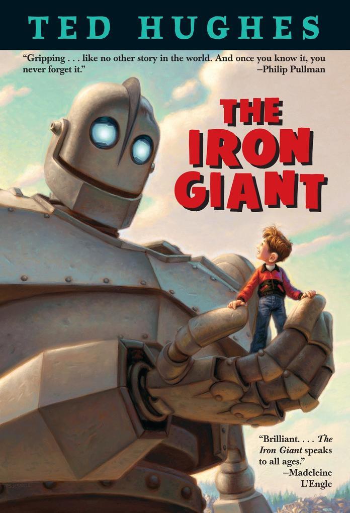 The Iron Giant als Taschenbuch