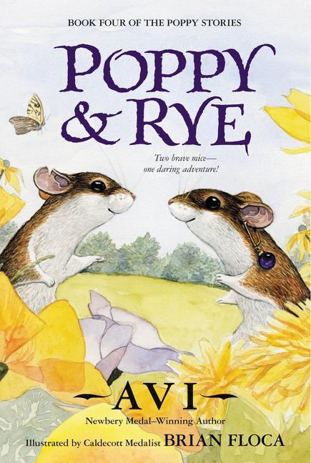 Poppy and Rye als Taschenbuch